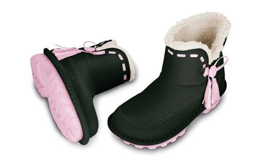 Fotografie č. 1 - Fotografie inzerátu Dětské zimní boty CROCS ... 220142818e