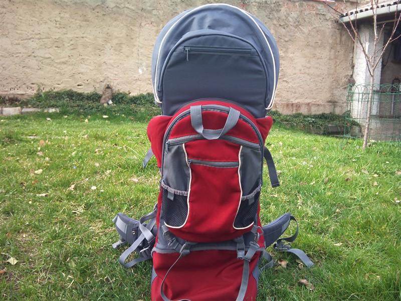 b6a541da8725 Kvalitní značkové dětské nosítko Baby Direct - Free line - Fotografie č. 3