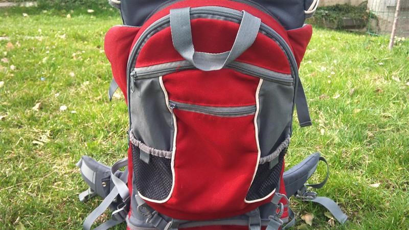 949072258316 Kvalitní značkové dětské nosítko Baby Direct - Free line - Fotografie č. 6