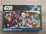 fotka Star Wars Puzzle Heroes and Villains Desková hra